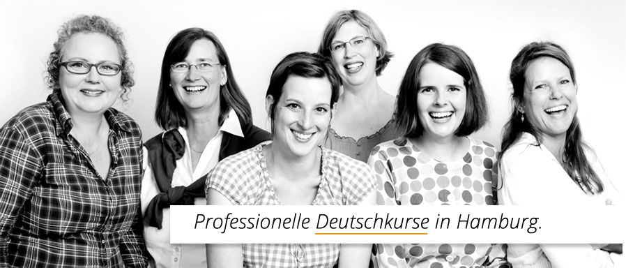 Professionelle Deutschkurse in Hamburg